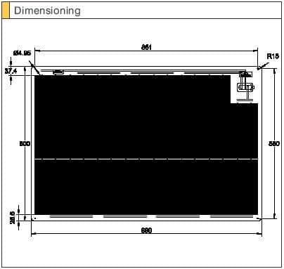 Sunware SW5066 12V 69 watt Compact Marine Module